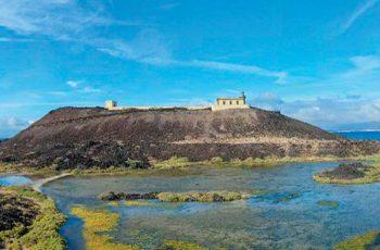 Las Lagunillas - Isla de Lobos